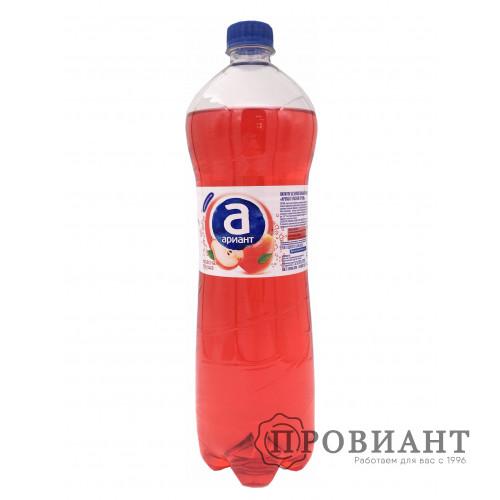Газированный напиток Ариант красная груша 1,5л