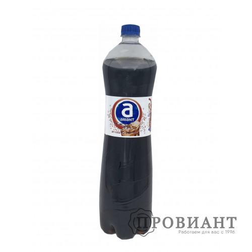 Газированный напиток Ариант кола 1,5л