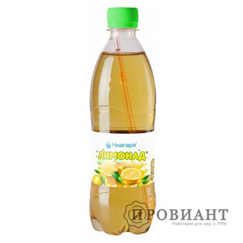 Газированный напиток Ниагара лимонад 0,5л