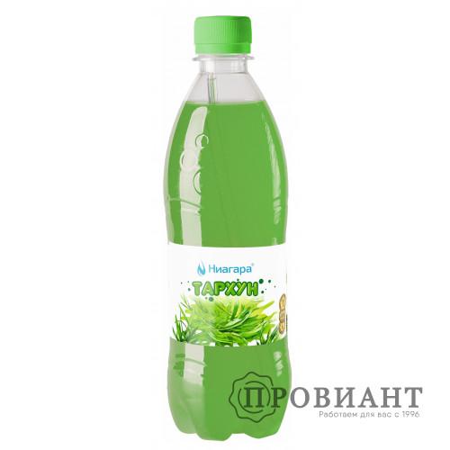 Газированный напиток Ниагара тархун 0,5л