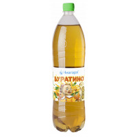 Газированный напиток Ниагара буратино 1,5л