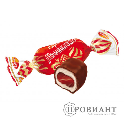 Карамель Москвичка (вес)
