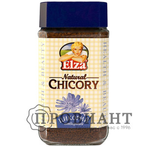 Цикорий Elza Natural Chicory гранулированный 100г ст.б.