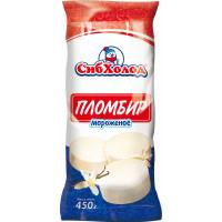 Мороженое СибХолод пломбир 450г