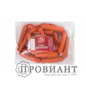 Сосиски Ромкор сытные (докторские) (вес)