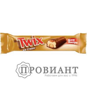 Мороженое батончик Twix 40г