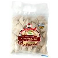 Вареники ДобрынинЪ картофельные с мясом 800г