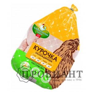 Тушка цыпленка-бройлера Чебаркульская птица (вес)