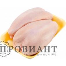 Грудка с кожей цыпленка-бройлера (вес)