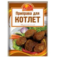 Приправа Русский аппетит для котлет 15г