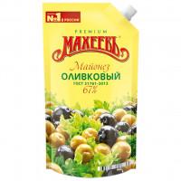 Майонез Махеевъ оливковый 190г