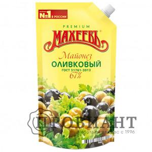 Майонез Махеевъ оливковый 380г