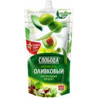 Майонез Слобода оливковый 400мл