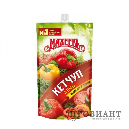 Кетчуп Махеевъ лечо 300г