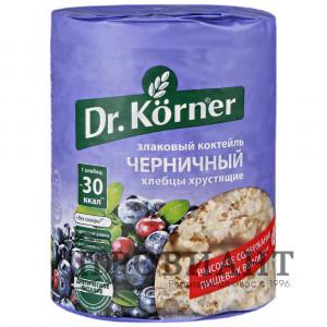 Хлебцы Dr.Korner черничные 100г
