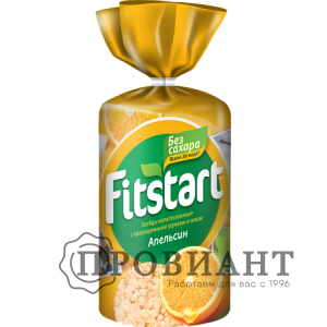 Хлебцы Fitstart апельсин 100г