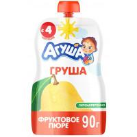 Пюре Агуша груша 90г