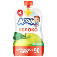 Пюре Агуша яблоко 90г