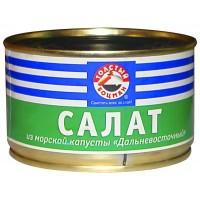 Салат из морской капусты Толстый боцман 220г