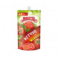 Кетчуп Махеевъ томатный 260гр