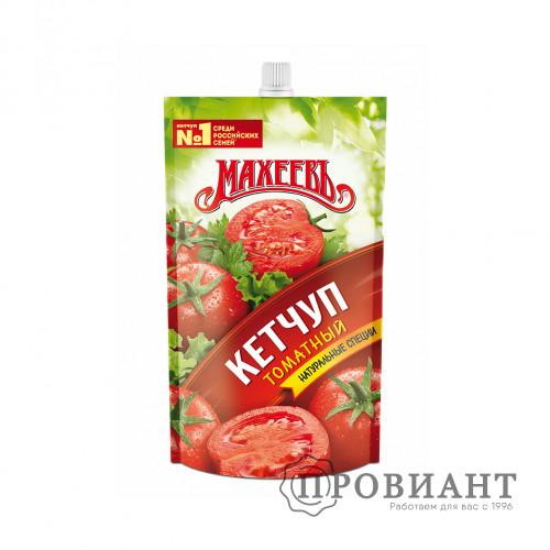 Кетчуп Махеевъ томатный 300гр