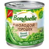 Горошек зеленый Bonduelle молодой 425мл