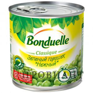 Горошек зеленый Bonduelle нежный 212мл