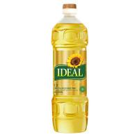Масло подсолнечное Ideal рафинированное 1л