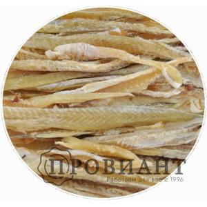 Минтай солено-сушеный рваный (вес)