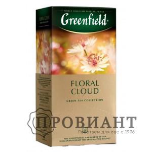 Чай Greenfield Floral Cloud улун с ароматом бузины 25п