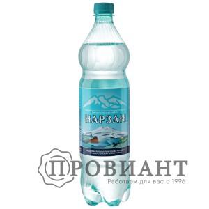 Вода минеральная лечебно-столовая Нарзан 1л