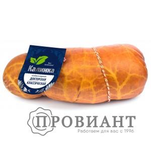 Колбаса Калинка докторская классическая (вес)