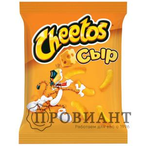 Кукурузные снэки Cheetos сыр 85г