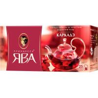 Чайный напиток Принцесса Ява Каркадэ 25п