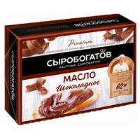 Масло Сыробогатов шоколадное 62% 175г