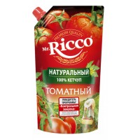 Кетчуп Mr.Ricco томатный 350г