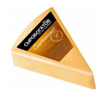 Сыр Сыробогатов сметанковый 45% 200г БЗМЖ