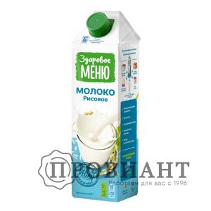 Молоко рисовое Здоровое меню 1л