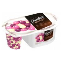 Йогурт Даниссимо Фантазия шариками с ягодным вкусом 105 г