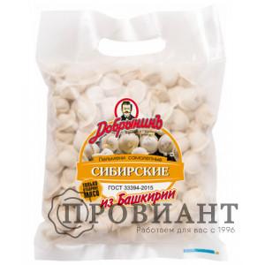 Пельмени ДобрынинЪ сибирские 800г