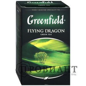Чай Greenfield зелёный листовой 100г