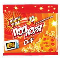 Попкорн ShowTime с сыром в зёрнах 80г