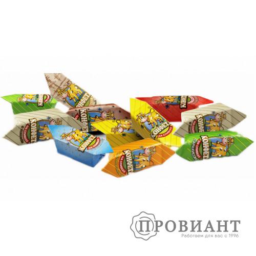 Конфеты Коровка ассорти (вес)