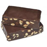 Щербет шоколажный молочный с орехами и какао (вес)