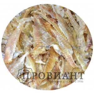 Минтай солено-сушеный филе спинки (вес)