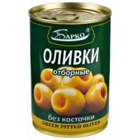 Оливки Барко б/к манзанилья 280г