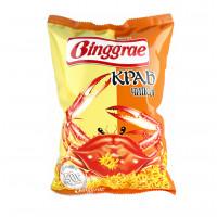 Чипсы Binggrae краб 40г