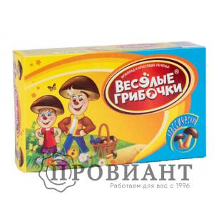 Печенье Весёлые грибочки классические 45г