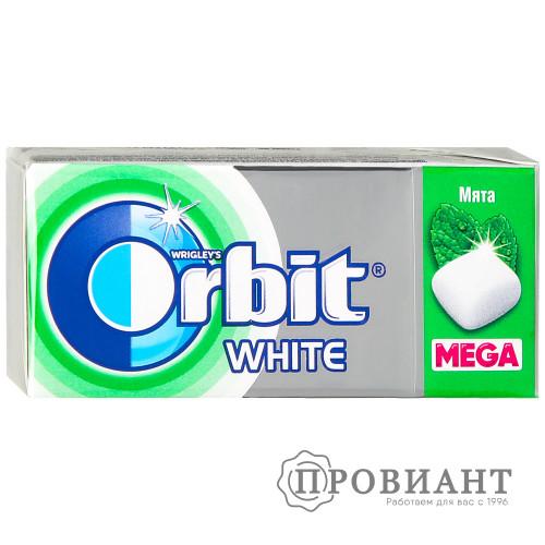 Жевательная резинка Orbit мега мята 16,4г
