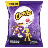 Снеки кукурузные Cheetos краб-бургер 55г